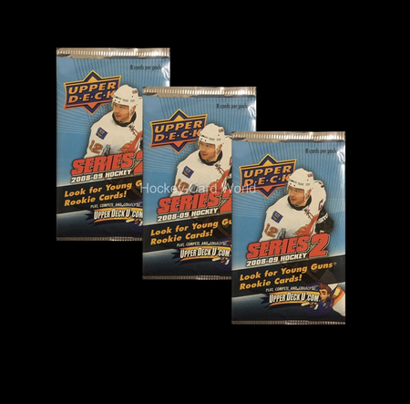 2008-09 Upper Deck Series 2 (Retail Pack)