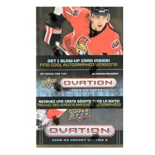 2008-09 Upper Deck Ovation (Volume 2)