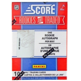 2010-11 Score Rookie & Traded