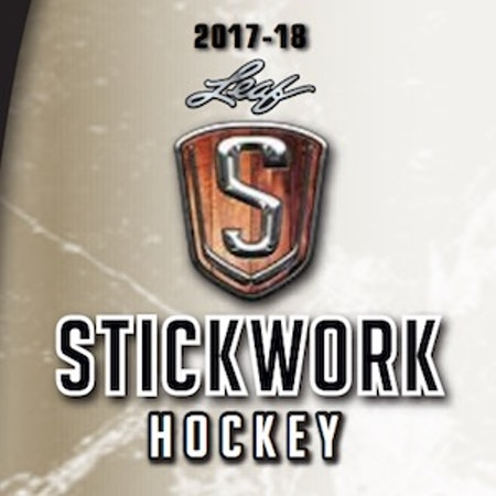 2017-18 Leaf Stickwork