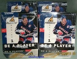 1997-98 Be A Player Series 1 (Löspaket)