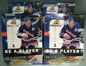 1997-98 Be A Player Series 1 (Löspaket)