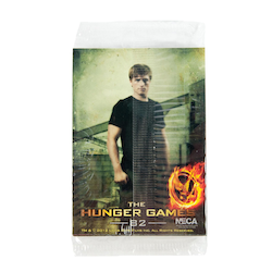 2012 NECA - The Hunger Games Trading Cards (Promo)