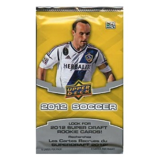 2012-13 Upper Deck Soccer (Retail Pack)