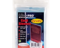 Ultra Pro Card Sleeves (100-pack)
