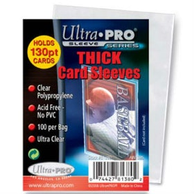 Thick Card Sleeves