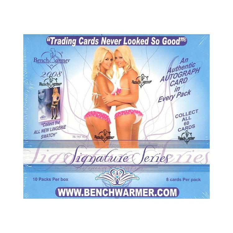 2008 Benchwarmer Signature Series (Hobby Box)