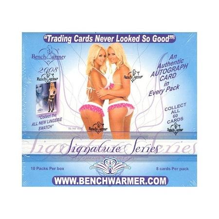 2008 Benchwarmer Signature Series (Hobby Box)