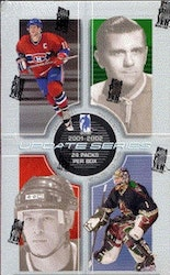 2001-02 BAP Update Series (Hobby Box)