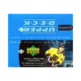 2004-05 Upper Deck Series 1 (Retail Box)