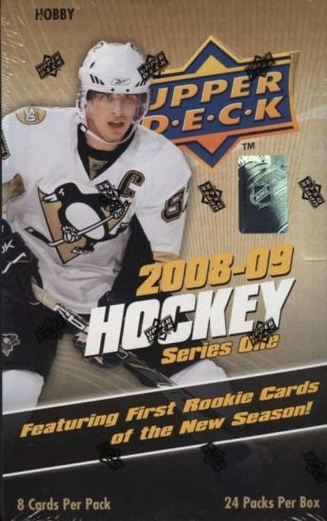 2008-09 Upper Deck Series 1 (Hobby Box)