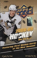 2008-09 Upper Deck Series 1 (Hobby Box)