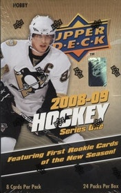 2008-09 Upper Deck Series One (Hobby Box)