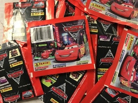 Panini Cars 2 (Sticker Pack)