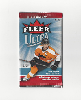2014-15 Fleer Ultra (Retail Pack)
