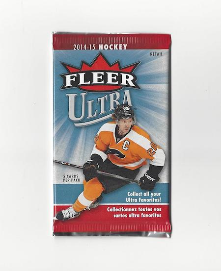2014-15 Fleer Ultra (Retail Pack)