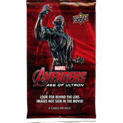 2015 Marvel Avengers: Age of Ultron Pack