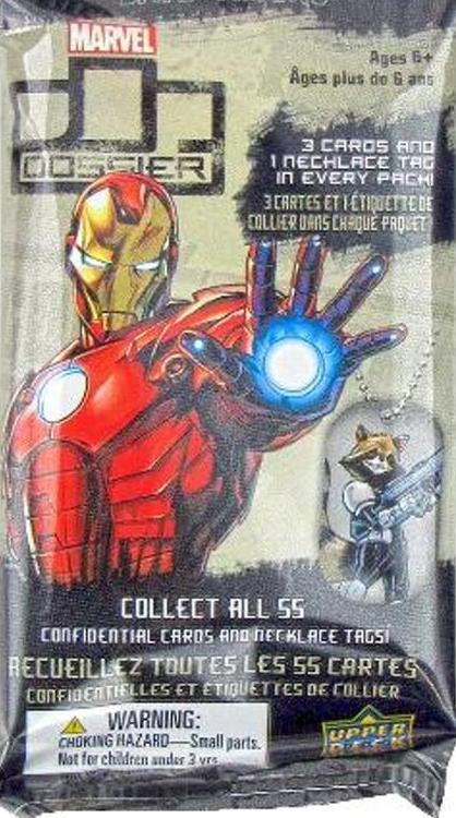 2016 Marvel Dossier Pack