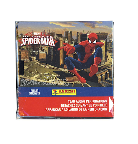 2016-17 Panini Marvel Ultimate Spider-Man Stickers Box