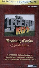 Press Pass The Legend of KISS (Blaster)
