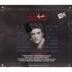 2008 Press Pass Elvis By The Numbers (Hobby Box)