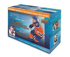 2016-17 Upper Deck Series 1 (Mega Box)