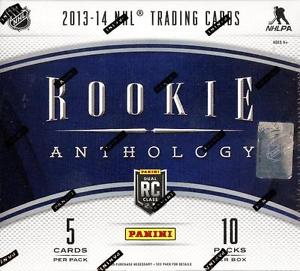 2013-14 Panini Rookie Anthology