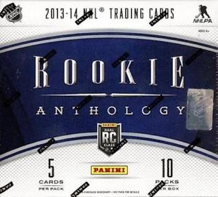 2013-14 Panini Rookie Anthology