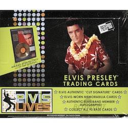 2006 Press Pass Elvis Lives (Retail Box)