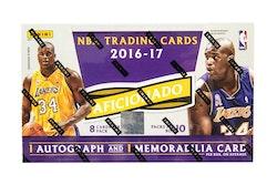 2016-17 Panini Aficionado Basketball (Hobby Box)