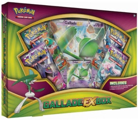 Pokemon Gallade EX Box