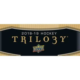 2018-19 Upper Deck Trilogy (Hobby Box)