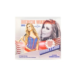 2013 Benchwarmer Bubblegum (24 count display box)