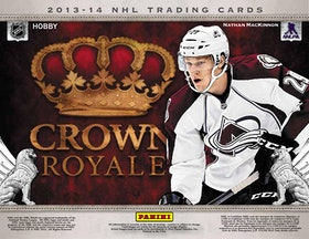 2013-14 Crown Royale (Hobby Box)