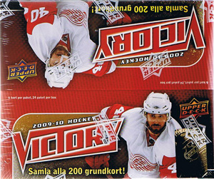 2009-10 Swedish Upper Deck Victory