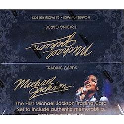 Panini Michael Jackson 2nd Wave (Trading Cards Box)