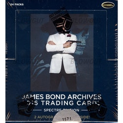 2016 Rittenhouse James Bond Archives (SPECTRE Edition Box)