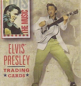 2007 Press Pass Elvis The Music (Blaster)