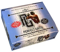 2013 Leaf Perfect Game Showcase Baseball