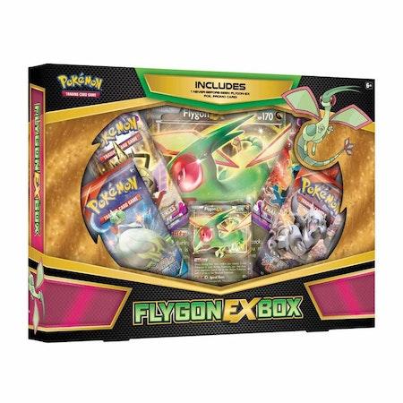 Pokemon Flygon EX Box