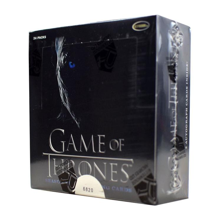 Game of Thrones Season 7 (Trading Cards Box)