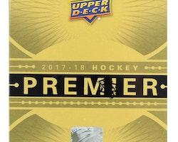 2017-18 Upper Deck Premier (Hobby Box)