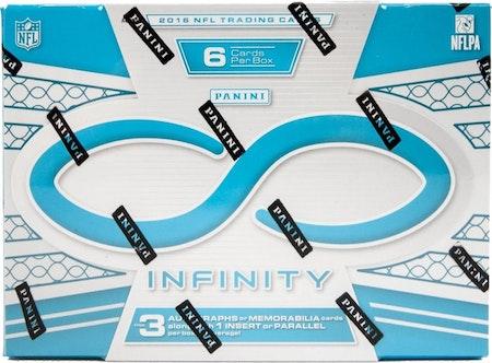 2016 Panini Infinity Football (Hobby Box)