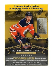 2018-19 Upper Deck Series 1 (Blaster)