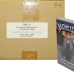 """Homies """"The Baddest on the Block"""" Trading Cards (NECA)"""