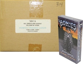 "Homies ""The Baddest on the Block"" Trading Cards (NECA)"
