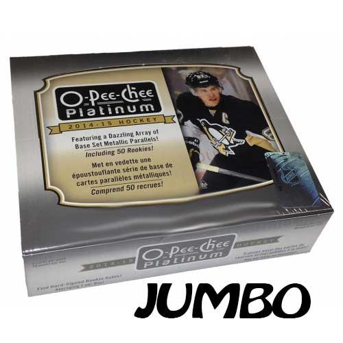 2014-15 O-Pee-Chee Platinum (Jumbo Box)