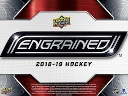 2018-19 Upper Deck Engrained (Hobby Box)