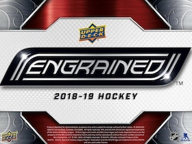2018-19 Upper Deck Engrained