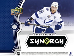 2018-19 Upper Deck Synergy (Hobby Box)